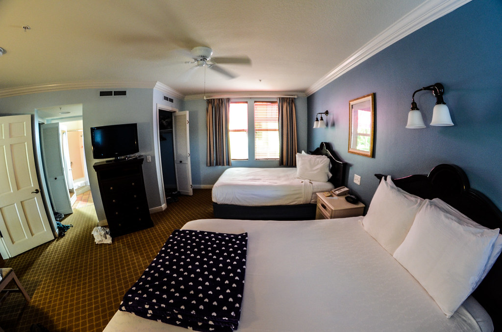 Two bed bedroom OKW