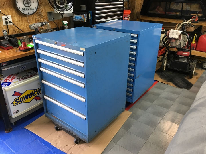 Older Lista Drawer and Lock Parts Source Needed - The Garage ...