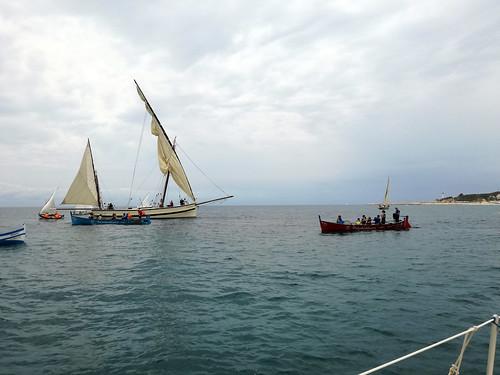 Navegada de diumenge 3 a Torredembarra.