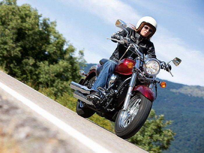 Kawasaki VN 900 Classic 2009 - 7