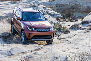 2017 Land Rover Discovery Drive, UT