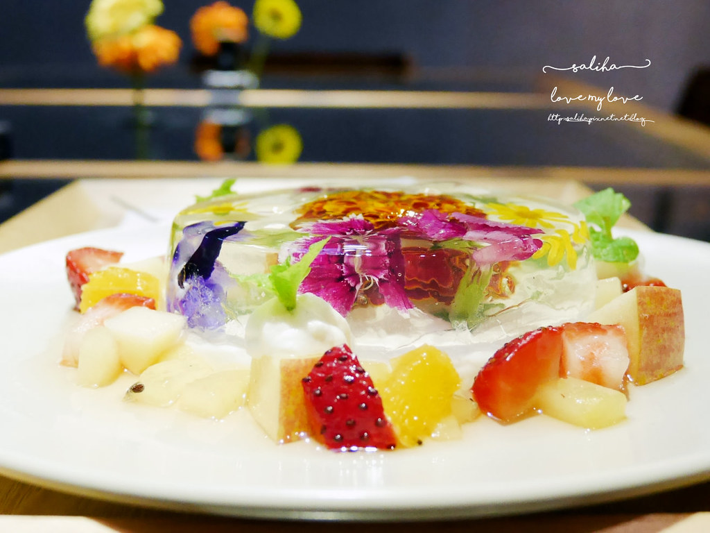 台北信義區花店咖啡館餐廳推薦FUJI FLOWER CAFE (39)