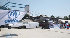 Goma, North Kivu, DR Congo: UNHCR and its partners celebrate the international day of refugees
