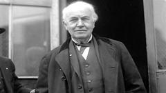 Thomas Edison - American Inventor and Businessman.