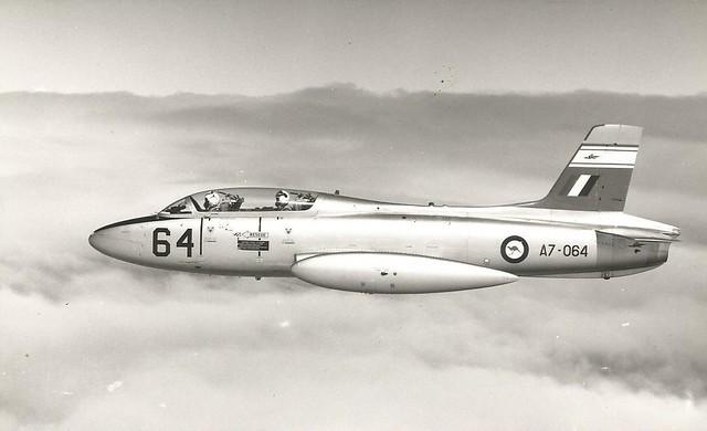 A7-064 RAAF Macchi