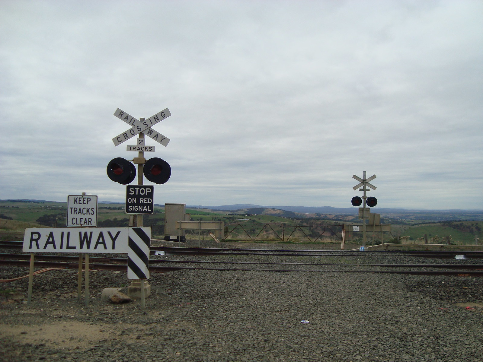 Mike's Railroad Crossing Forum • View topic - Australian