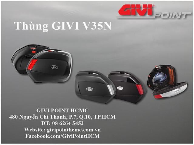 Thung xe Givi - 27