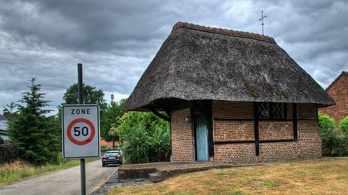 Meerhout, Sint-Niklaaskapel.