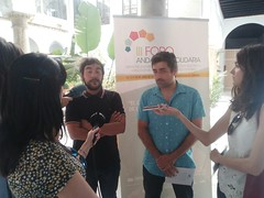 Las exposiciones del III Foro Andalucía Solidaria