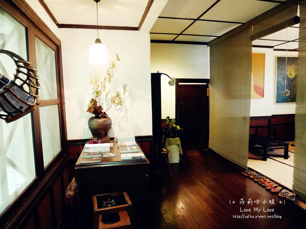 台北大安區公館新生南路附近餐廳推薦紫藤廬泡茶下午茶 (9)