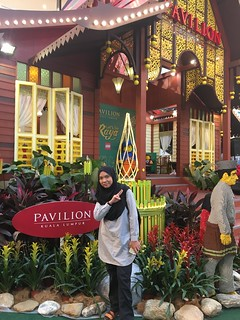 Pavilion & Fahrenheit Raya Decor 2017