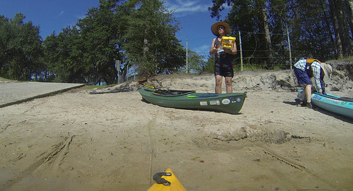 Edisto River Rope Swing and Beer Commercial Float-1