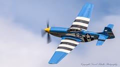 North American P-51D Mustang NL51KD