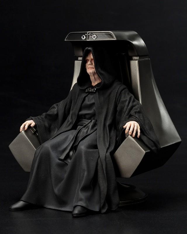 全銀河系最可怕的反派!!ARTFX+ 星際大戰【達斯·西帝】Darth Sidious パルパティーン皇帝