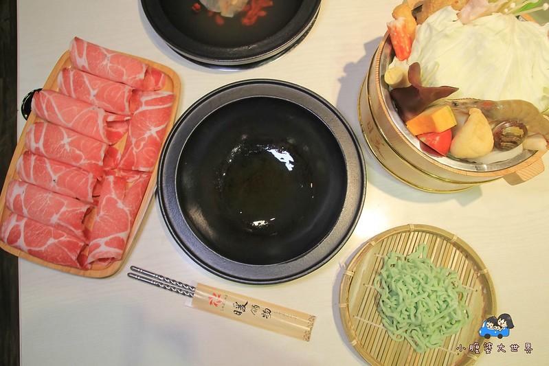 暖鍋物菜單 049