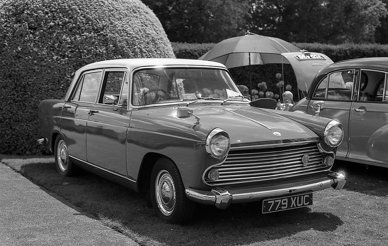 FILM - Morris Oxford