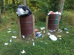 trash issue
