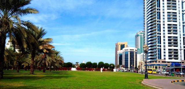 Al Majaz 1, Sharjah