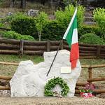 Stele dedicata al portabandiera Conte Ludovico Neuroni