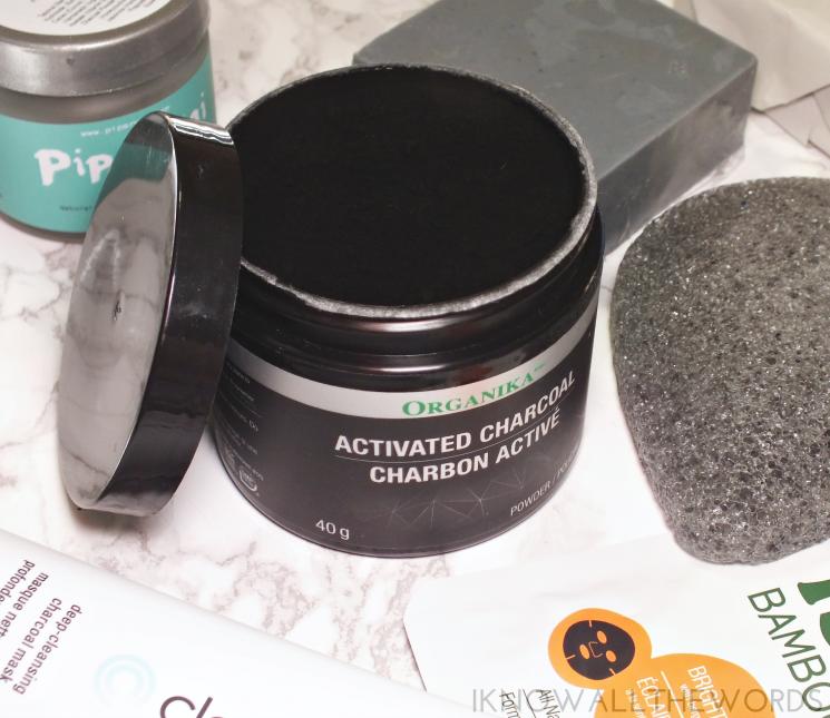 choosing charcoal organika activated charcoal