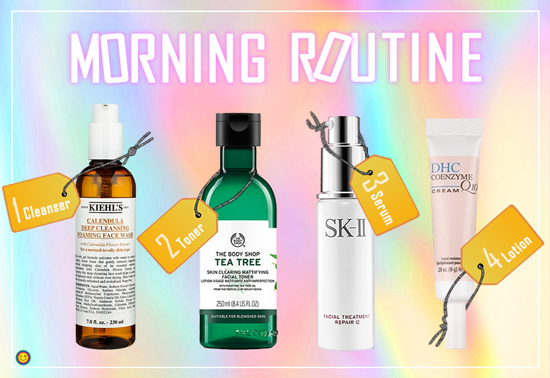10-minute-morning-routine-for-fresh-face