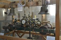 La vieille horloge, Saint-Seine-l'Abbaye - Photo of Champagny