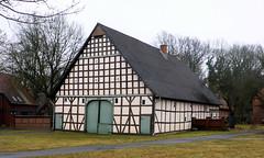 Lübeln Wendland Fachwerkhaus