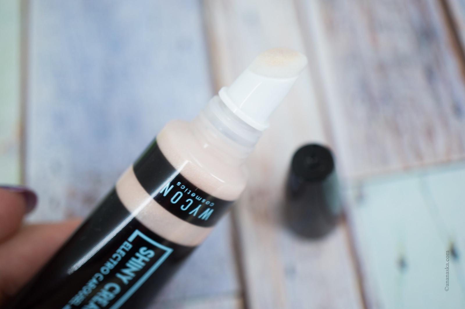 WYCON Cosmetics Shiny Cream Rose
