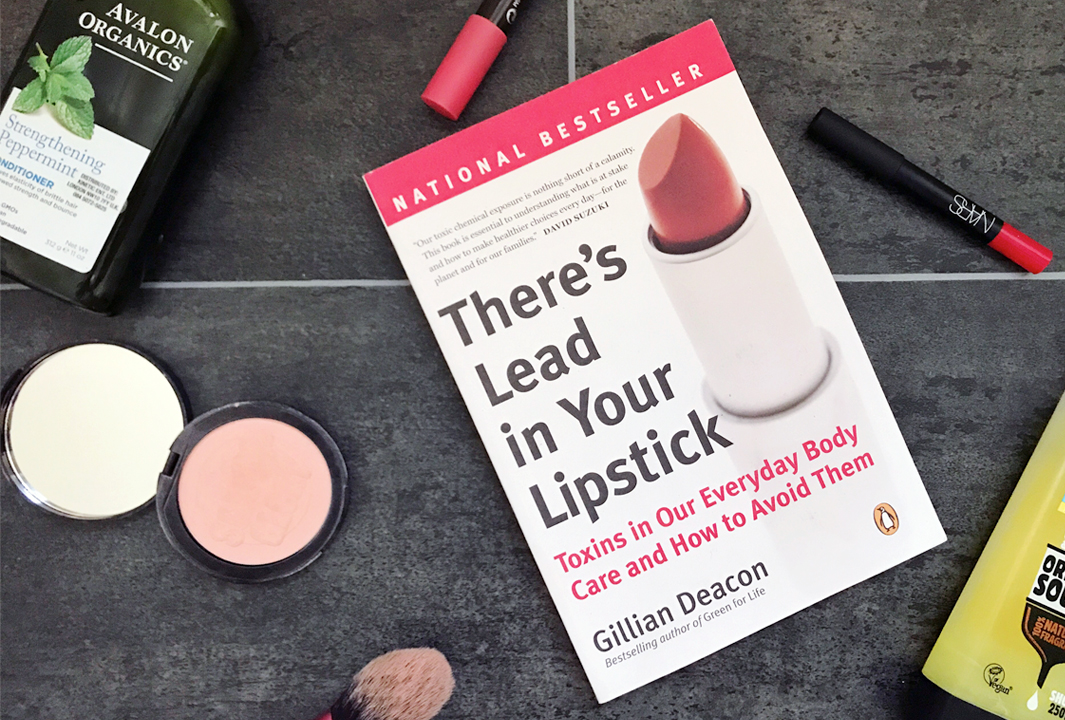 There's lead in your lipstick by Gillian Deacon review
