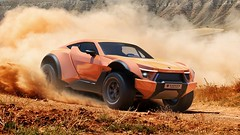 Zarooq SandRacer 500 GT е новата играчка на шеиците