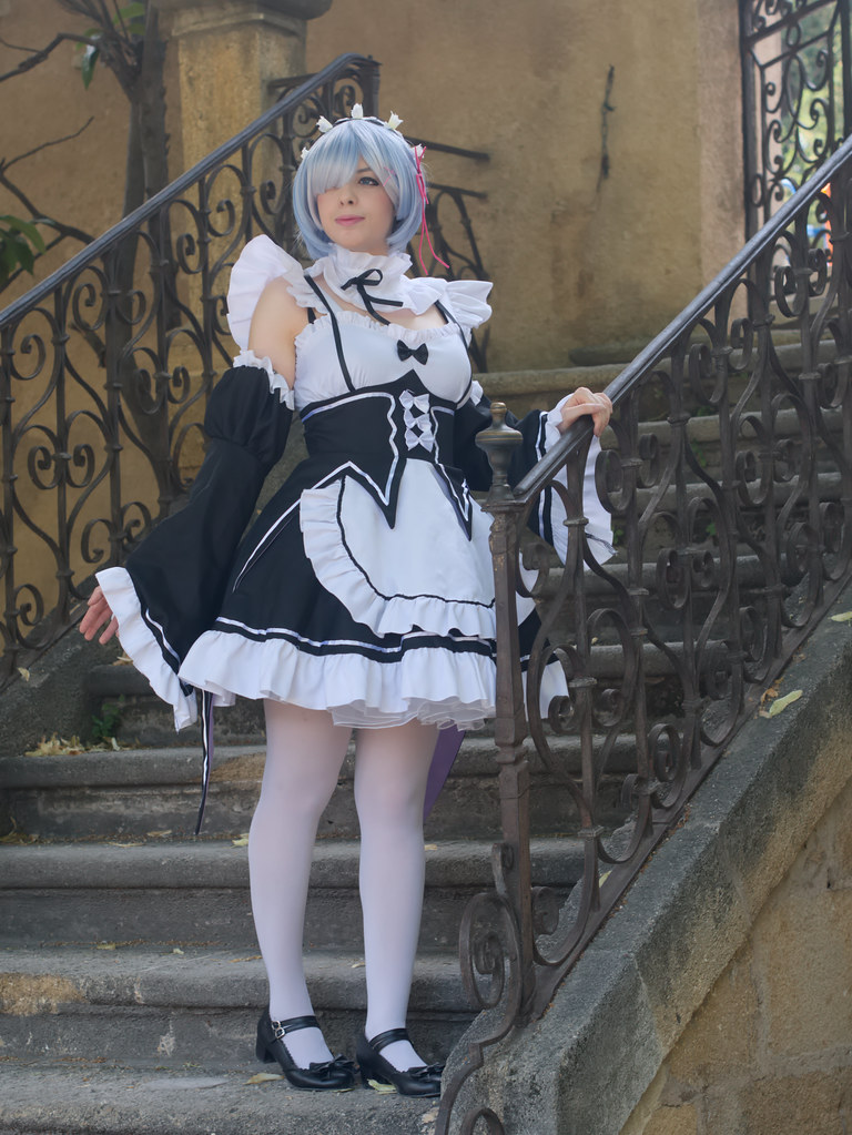 related image - Shooting Re-Zero - Rem - Pavillon Vendome - Aix en Provence -2017-06-18- P2100553