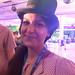 Georgina in a hat by kristarella