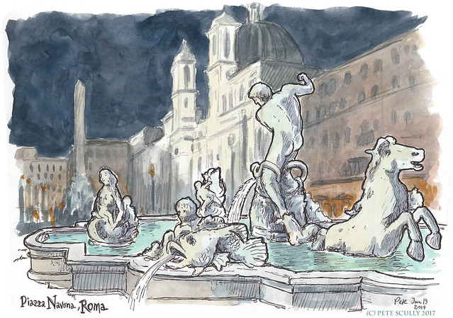 Piazza Navonasm