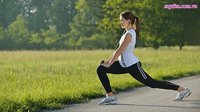 Tập thể dục giúp tăng tuần hoàn bàng hệ, giảm rủi ro nhồi máu cơ tim cho người bệnh mạch vành