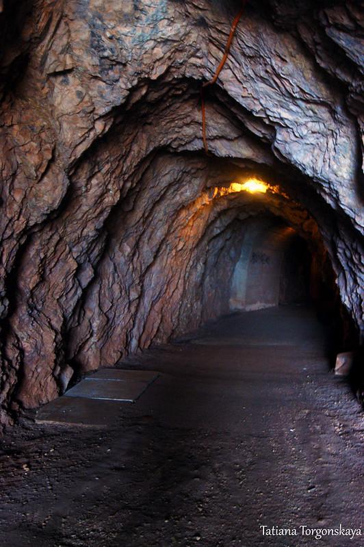 Пешеходный туннель Петроваца