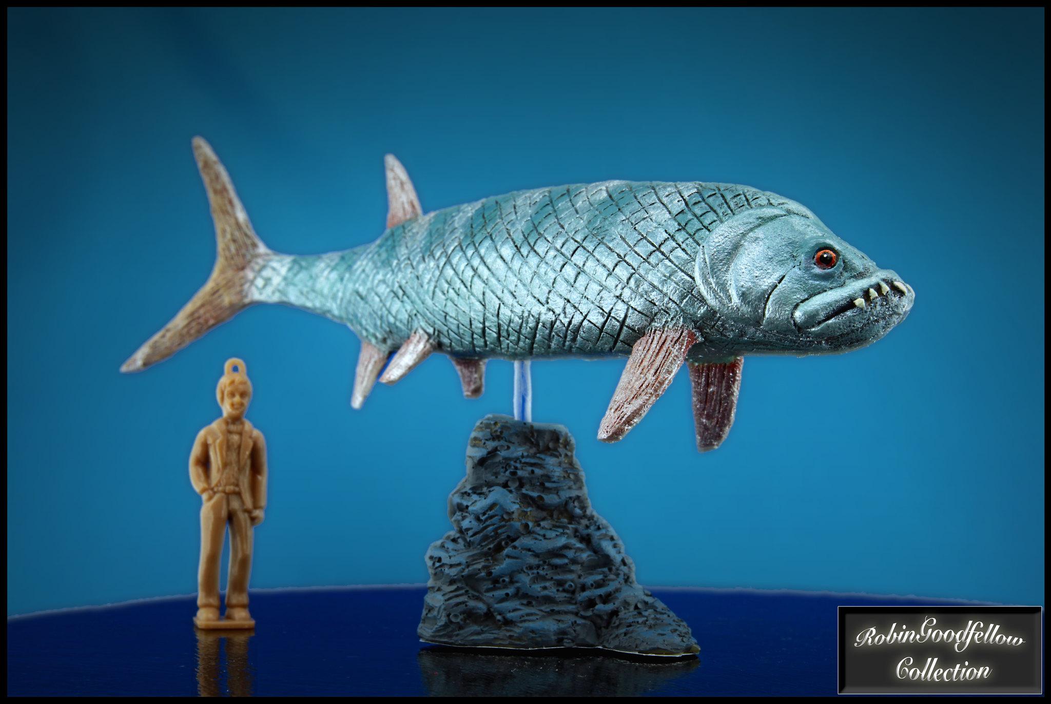xiphactinus fish - HD2048×1372