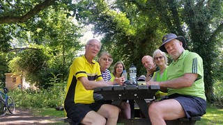 Woods Mill Clarion ride Sunday 9th July