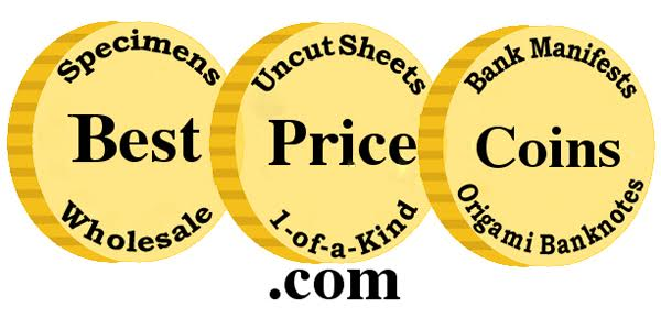Best Price Coins E-Sylum ad06