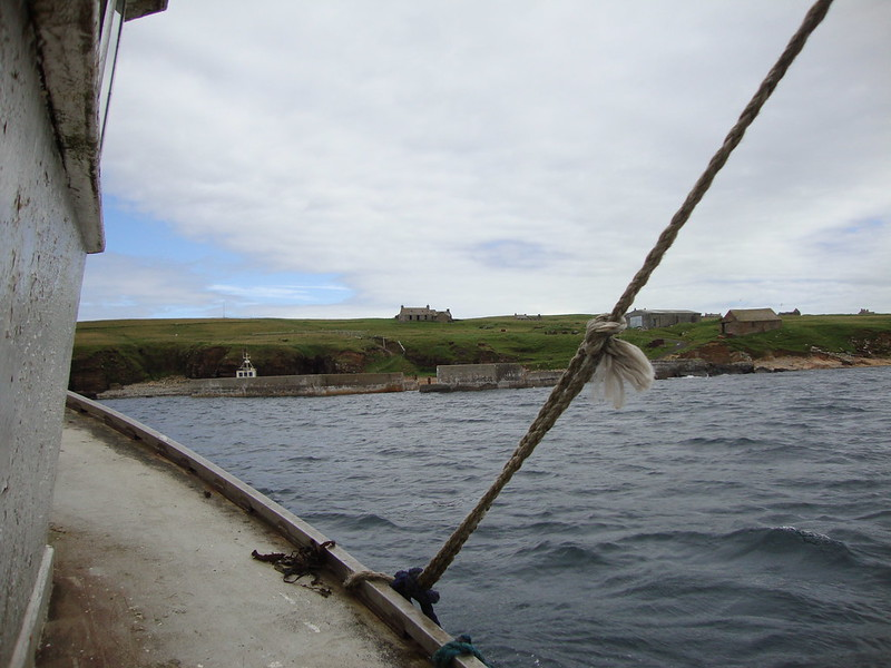 Approaching Stroma