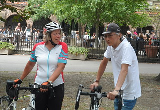 London Parks Ride 28a