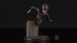 來自地獄廚房的惡魔?!Quantum Mechanix Q-Fig【夜魔俠】Daredevil Matt Murdock