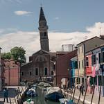 Tipsy Tower Burano