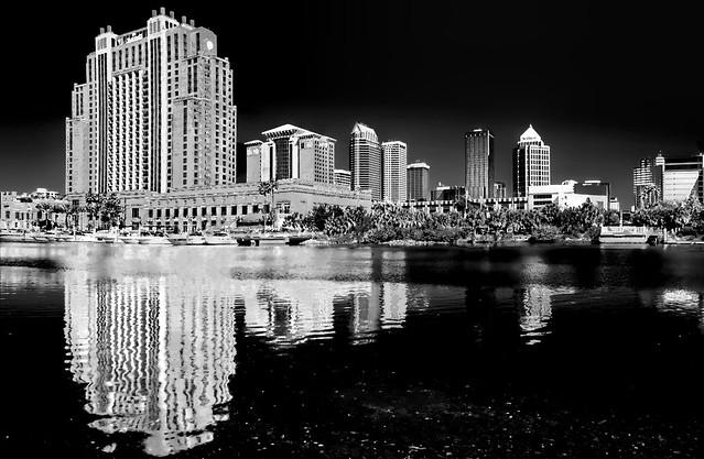 City of Tampa, Hillsborough County, Florida, USA
