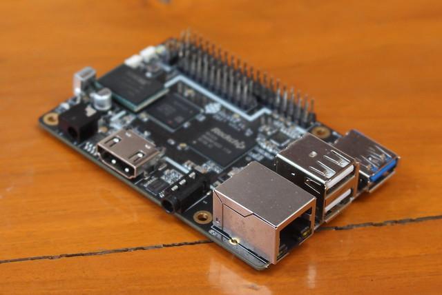 Rockchip-RK3328-Development-Board-Large
