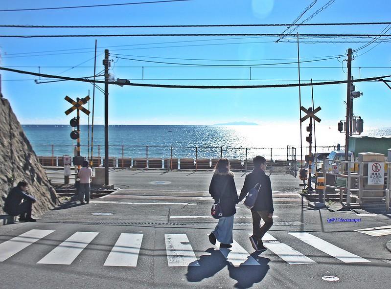 Travel-Japan-江之島電鐵-鎌倉-灌籃高手平交道-17docintaipei (2)