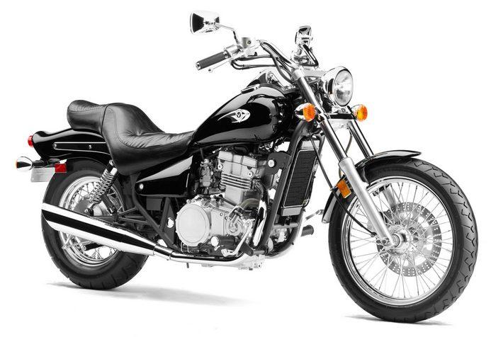 Kawasaki EN 500 Classic 1996 - 8