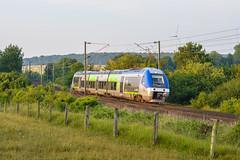 AGC sur Creil - Amiens