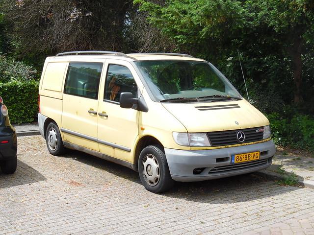 Mercedes Vito 112 CDI 2.1 (21 03 2002)