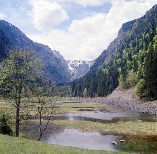 kodakektar100 yashicamat124g 6x6 500x500 square zabljak montenegro durmitor sušičko jezero may mountains
