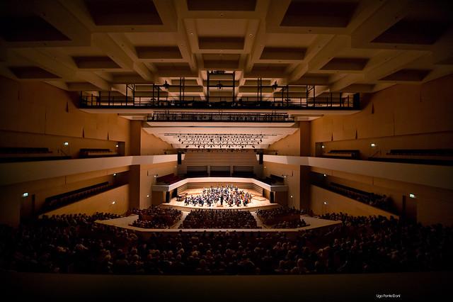 Lille – Auditorium du Nouveau Siècle